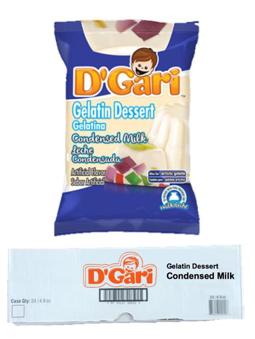 Dgari Condensed Milk 24-4.2oz