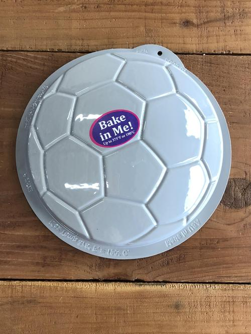 Plastic Pan Soccer pc
