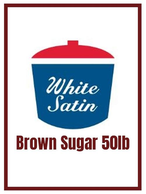 Brown Sugar 50lb