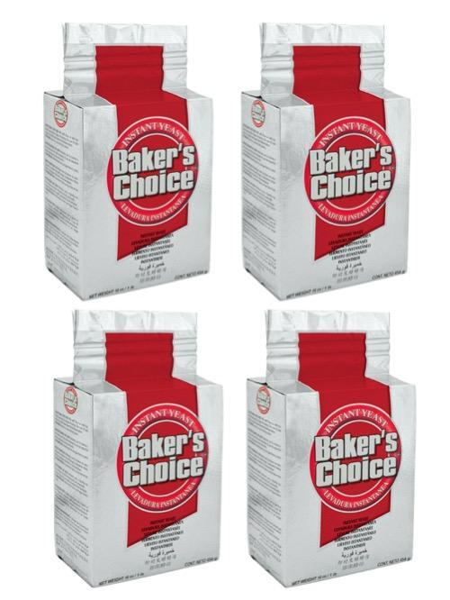 Bakers Choice Red Yeast 20-1lb