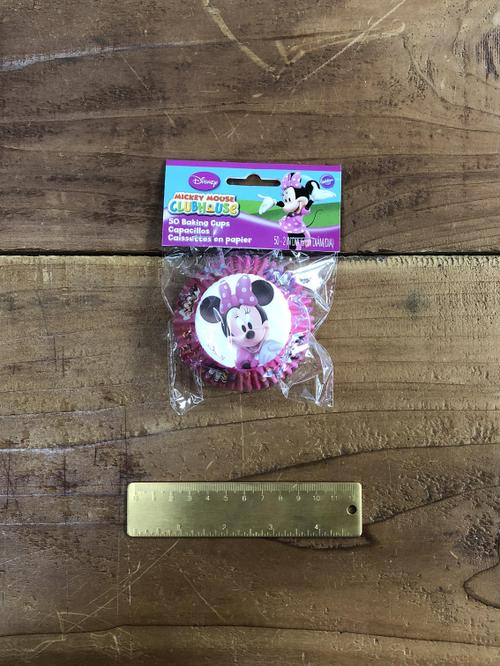 Baking Cup Minnie 50ct