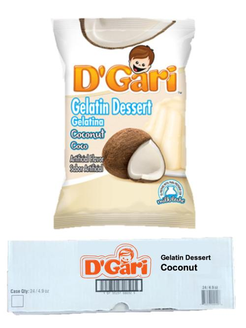 Dgari Coconut Milk 24-4.2oz