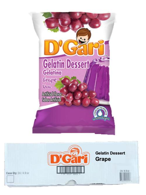 Dgari Grape 24-4.2oz