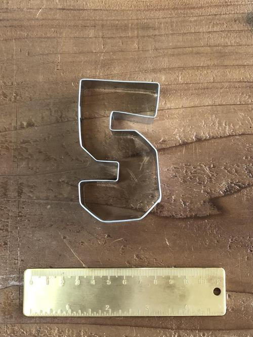 Number 5 Cutter