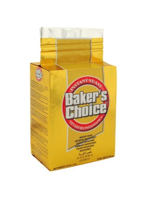Bakers Choice Gold Yeast 1lb