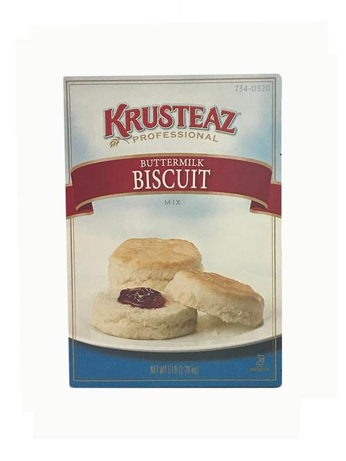 Krusteaz Buttermilk Biscuits Mix 5lb