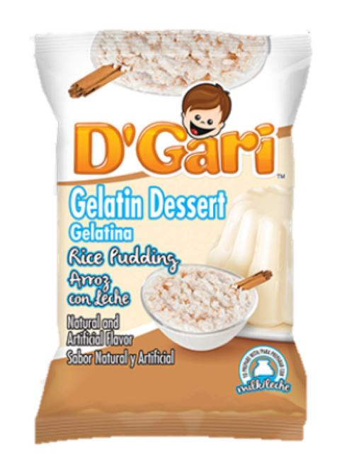 Dgari Rice Pudding 4.2oz