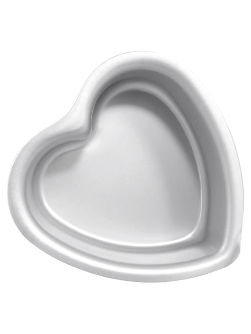 10x3 Heart Pan ea