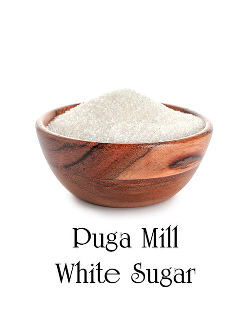Puga Mill White Sugar 5lb