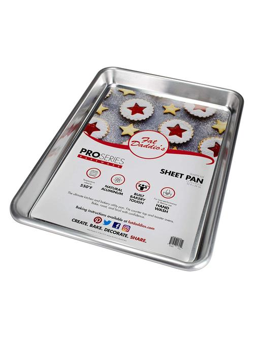 Qtr Sheet Baking Tray 1pc