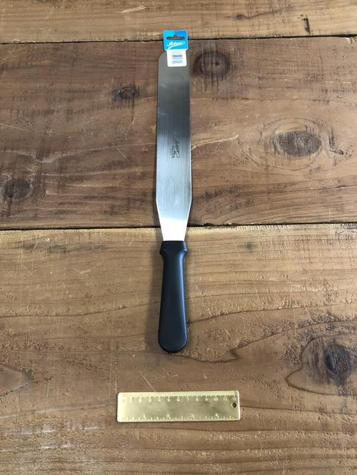 1312-Straight 12in Spatula