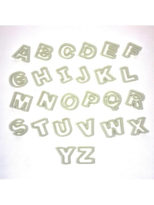 Nylon Alphabet Cutter