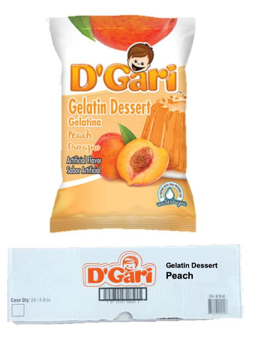 Dgari Peach 24-4.2oz