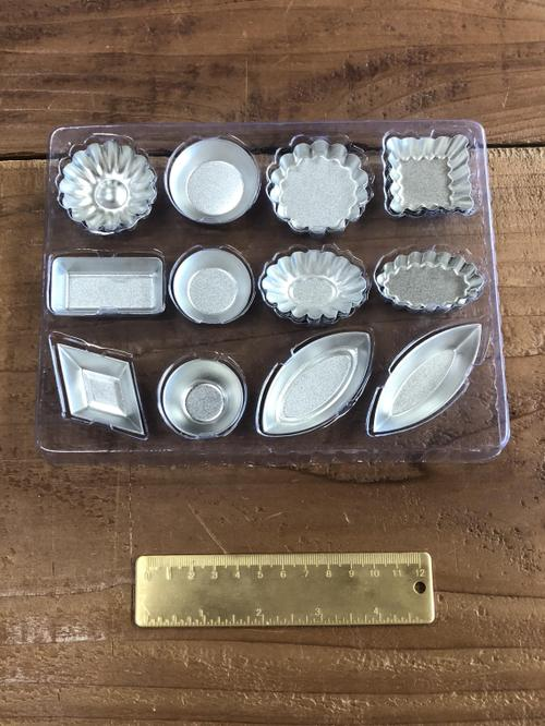 4840-Tartlet Molds