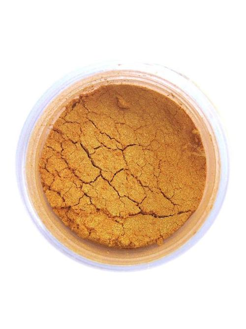 African Gold Luster Dust 4g