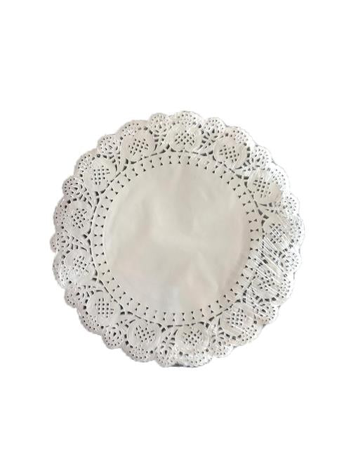 10in Paper Doilies 250pc