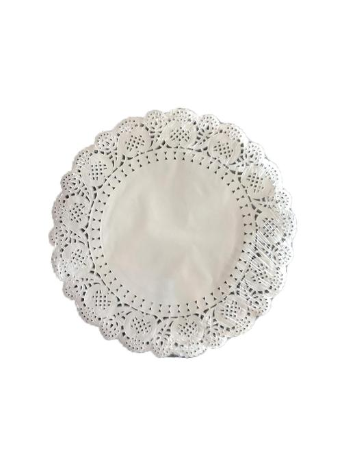 10in Paper Doilies 10pc