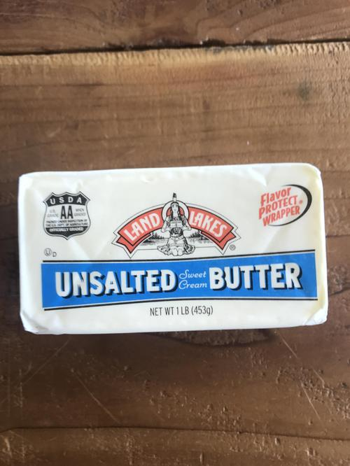 Unsalted Butter Lakes 1lb