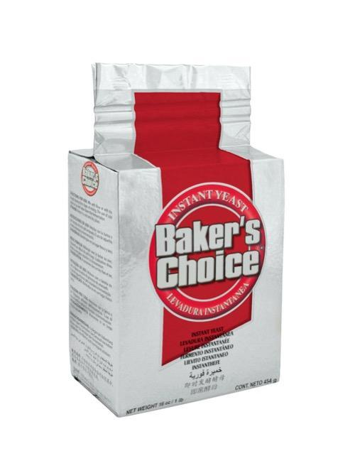 Bakers Choice Red Instant Yeast