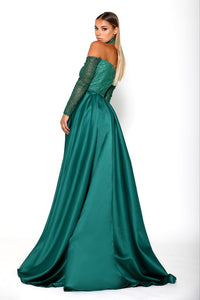 Emerald Gown