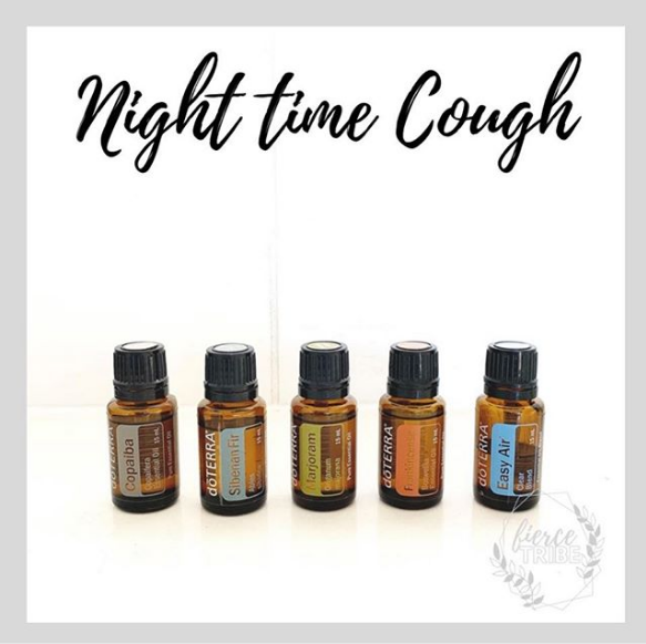 Doterra Night Time Cough Blend