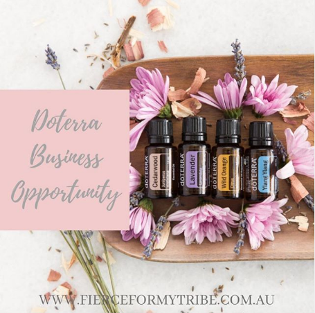 Work with Us to Build your Doterra Business