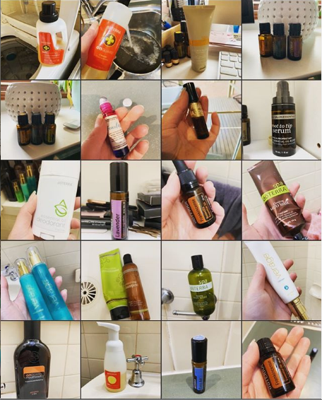 Get using your Doterra Products & Makeover your Life