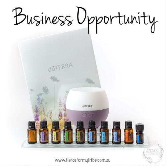 Doterra Business Opportunity - Join our Tribe for FREE Business Mentoring, Resources, Ongoing Support + Fun, Friendships, Flexibility & Financial Freedom