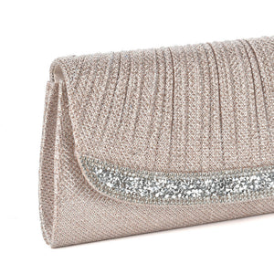 Ivory Evening Clutch