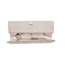 Load image into Gallery viewer, Ivory Evening Clutch