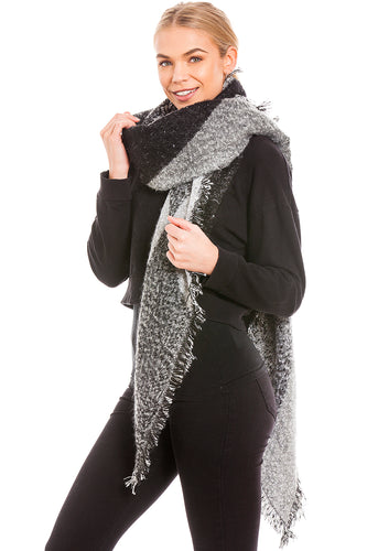 Central Chic Luxury Faux Fur Scarf Snood Winter Scarf Christmas *Fast Delivery