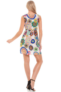 Graphic Summer Dress