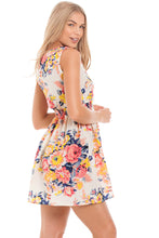 Load image into Gallery viewer, Floral Summer Dress