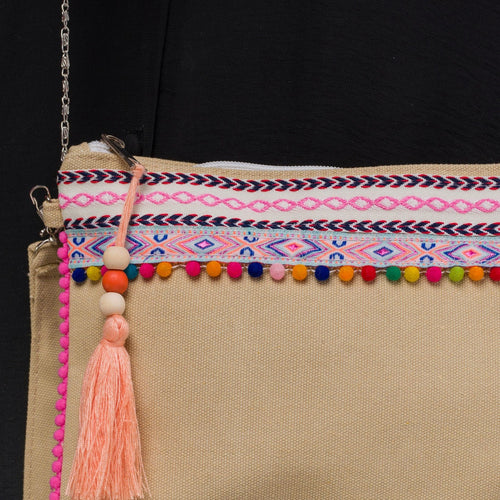Kamryn Clutch Crossover Bag