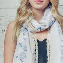 Load image into Gallery viewer, Loren Vintage Scarf