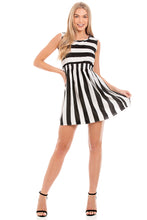 Load image into Gallery viewer, Striped Summer Dress