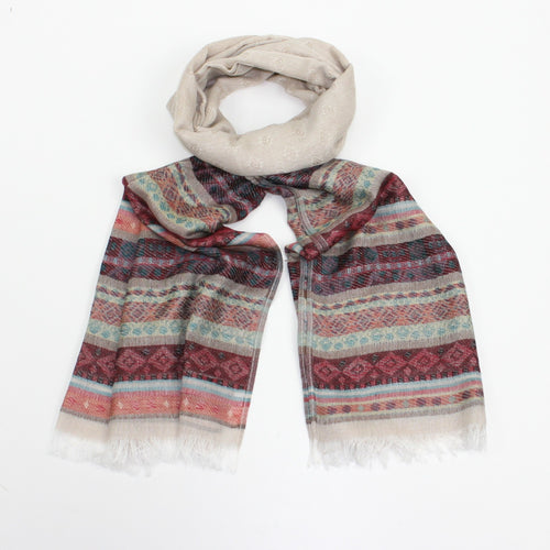 Tess Multicoloured Scarf