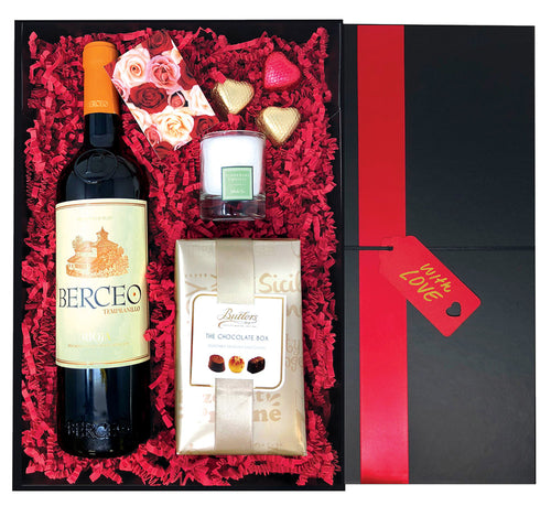 The Romantic Gift Box (Red Wine)