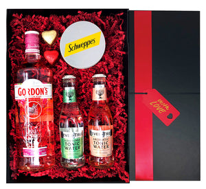 The Gin Lovers Gift Box