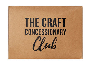 The Craft Concessionary Box