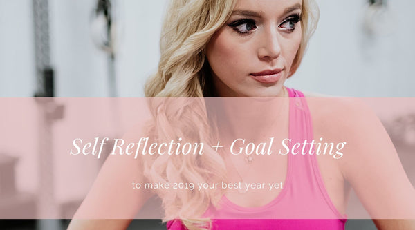 self reflection and goal planning