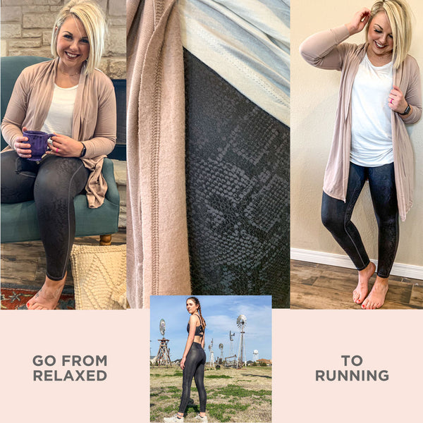3 Sporty Outfits: Use for Loungewear + Workout Gear at Home