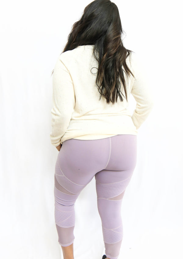 Mesh High Waisted Leggings