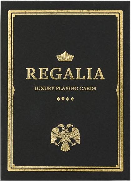 Black Regalia by Shin Lim