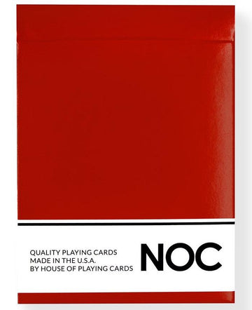 NOC Originals Red