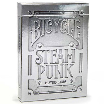 Bicycle® Silver Steam Punk