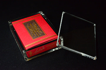 Carat X1 Deck Case Playing Cards - CARDVOCATE.COM