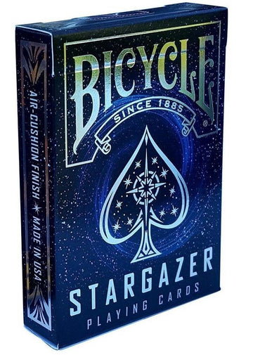 Bicycle® Stargazer Playing Cards - CARDVOCATE.COM