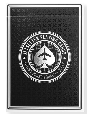 Jetsetter Premier Edition in Jet Black (Private Reserve)