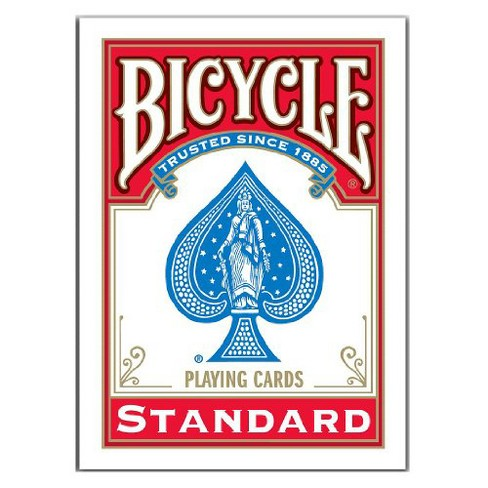 Bicycle® Double face Gaff deck